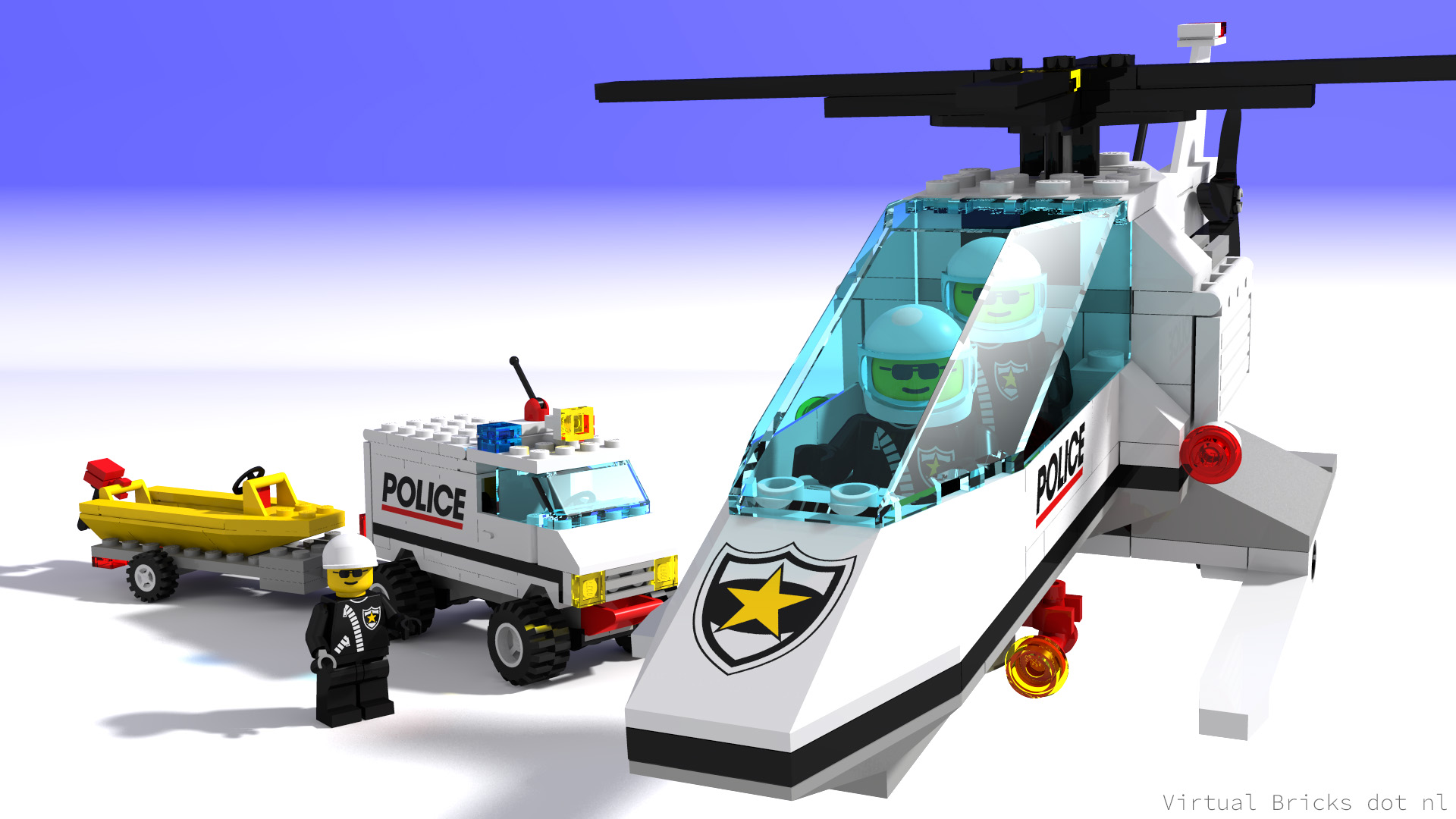 An image of the great Search and Rescue helicopter